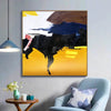 Oversized canvas art, Large painting canvas F259-1