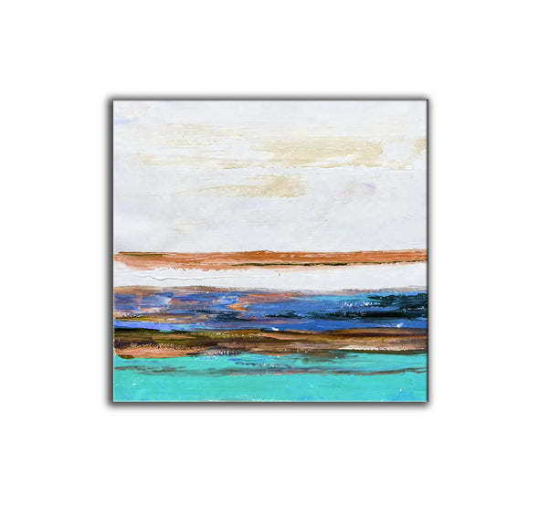 Canvas art painting | Contemporary canvas art F261-3