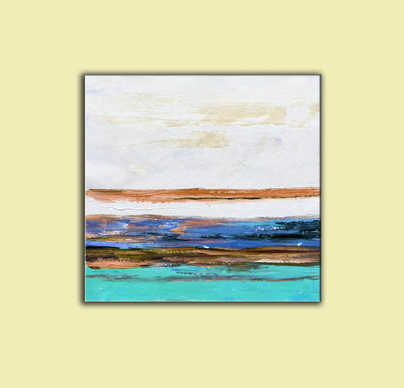 Canvas art painting | Contemporary canvas art F261-4