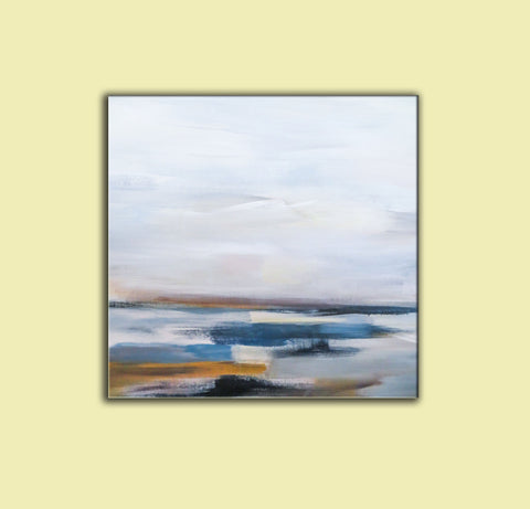 Image of Large abstract art, Canvas art F264-3