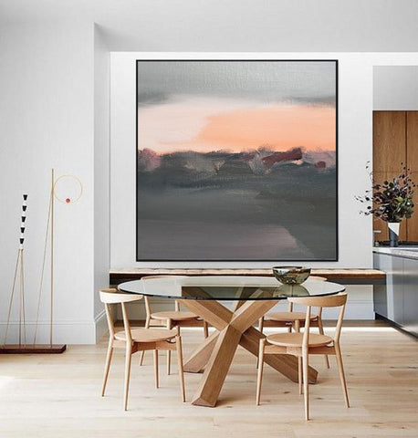 Big canvas painting, Huge canvas F265-5
