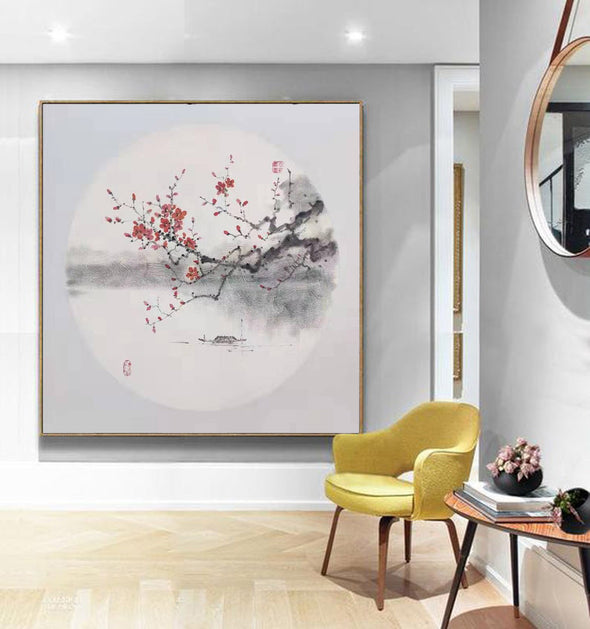 Large abstract painting | Original Abstract Painting F274-3