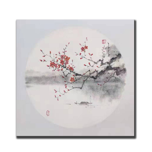 Large abstract painting | Original Abstract Painting F274-5