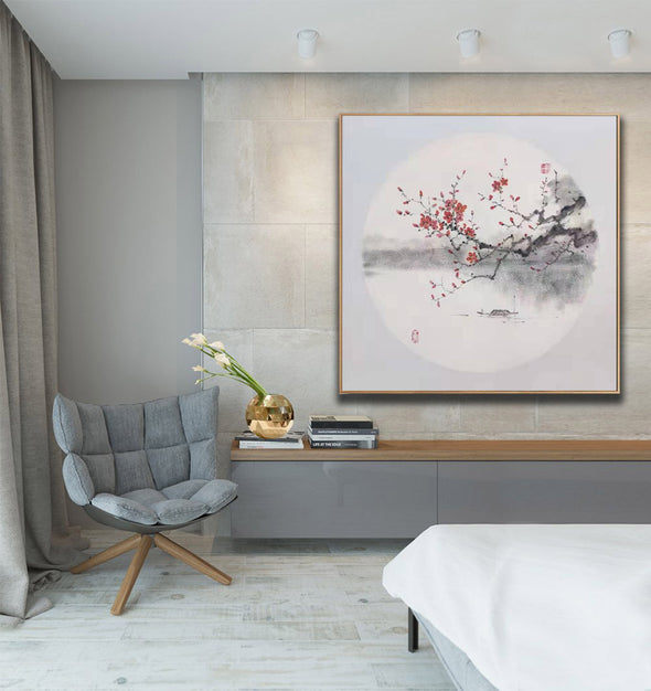 Large abstract painting | Original Abstract Painting F274-6
