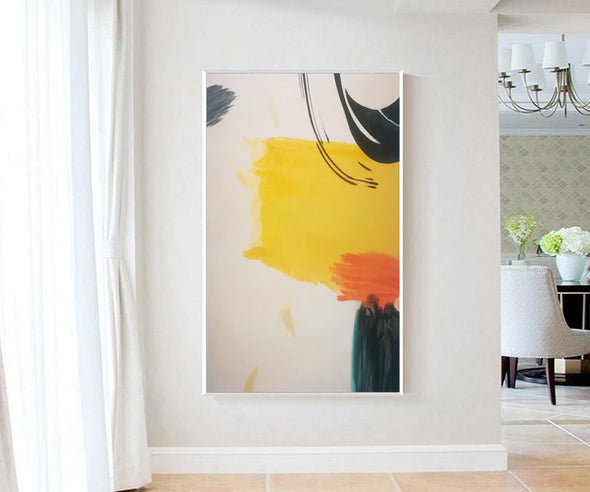 Large Original Abstract Oil Painting | Contemporary Art F275-2