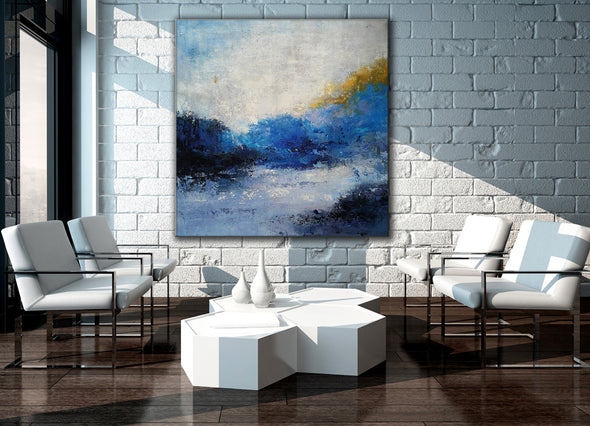 Large oil painting | Large canvas F1 -2