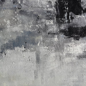 Black and white paintings | Black and white art | Black and white abstract art F3-4