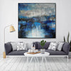 Large canvas wall | Original abstract paintings F7-10