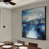 Large canvas wall | Original abstract paintings F7-9