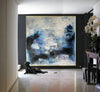 Large contemporary canvas | Contemporary oil paintings F8-1
