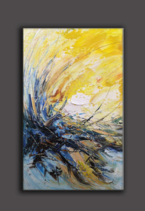 Modern wall art | Modern paintings | Abstract wall art F24-7