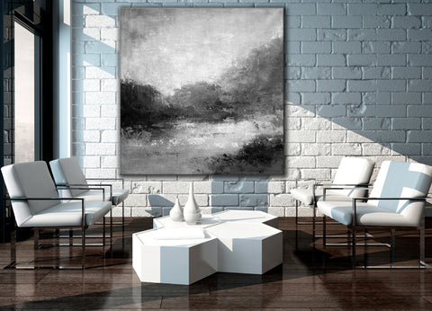 Image of Modern wall art | Abstract wall art | Home painting F29-10