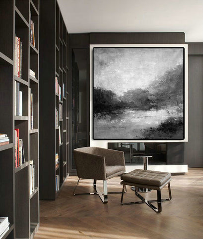 Image of Modern wall art | Abstract wall art | Home painting F29-1