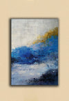 Oil on canvas | Abstract expressionism art | Abstract art paintings F34-7