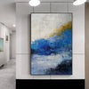 Oil on canvas | Abstract expressionism art | Abstract art paintings F34-8