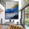Oil on canvas | Abstract expressionism art | Abstract art paintings F34-9