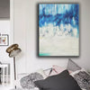 Abstract oil painting | Abstract landscape painting | Modern canvas art F40-10