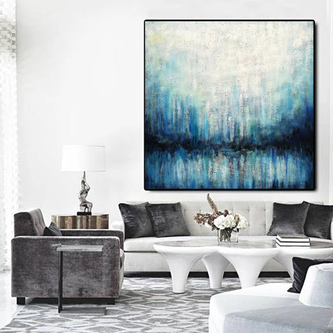 Modern contemporary art | Art work painting | Canvas art painting F45-1