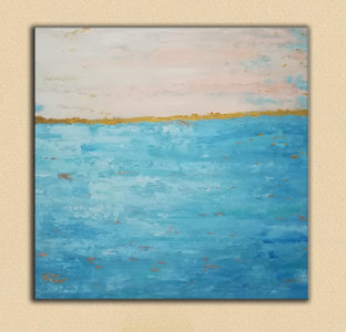 Contemporary oil paintings | Contemporary art painting | Contemporary abstract painting F48-3