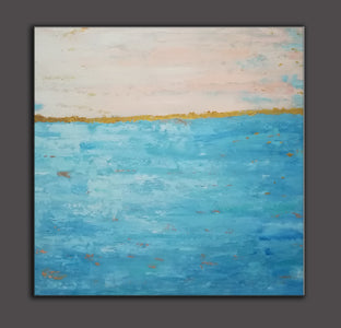 Contemporary oil paintings | Contemporary art painting | Contemporary abstract painting F48-4