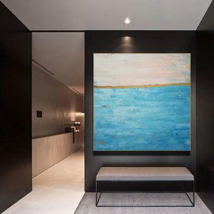 Contemporary oil paintings | Contemporary art painting | Contemporary abstract painting F48-6
