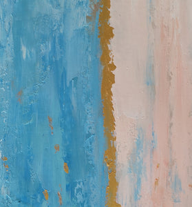 Contemporary oil paintings | Contemporary art painting | Contemporary abstract painting F48-9