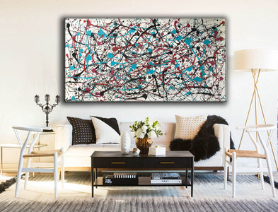 Wall art painting | Large paintings F69-10