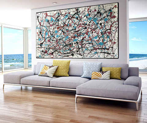 Image of Wall art painting | Large paintings F69-7