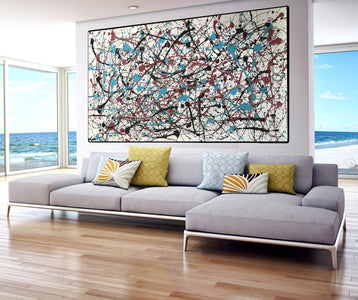 Wall art painting | Large paintings F69-7
