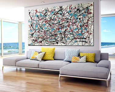Wall art painting | Large paintings F69-8