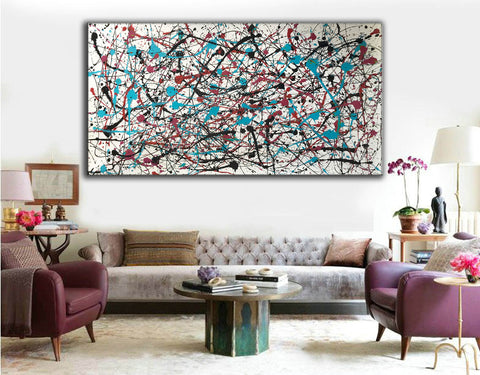 Image of Wall art painting | Large paintings F69-2