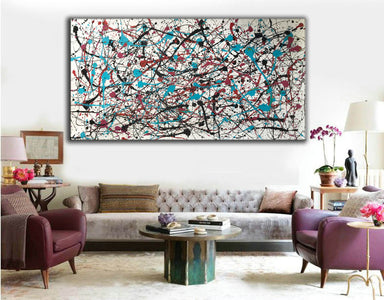 Wall art painting | Large paintings F69-2