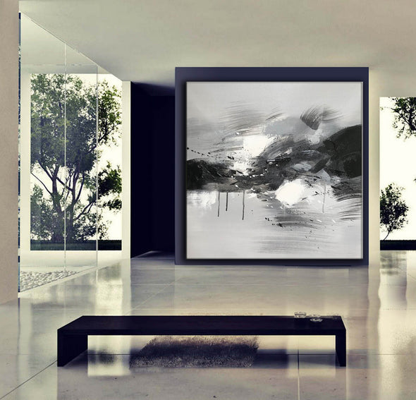 Great abstract art | Modern abstract artwork F74-10