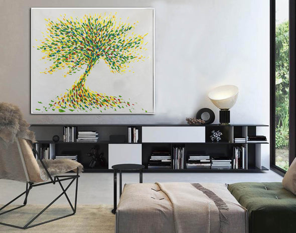 Large paintings | Canvas painting F175-8