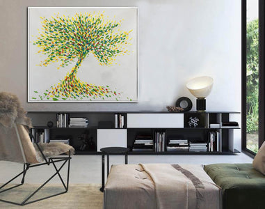 Beautiful abstract paintings | Art images gallery | Canvas art gallery F175-1