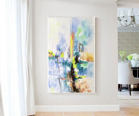Oversize Painting | Original large F303-1