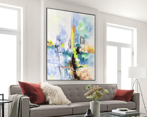 Oversize Painting | Original large F303-3