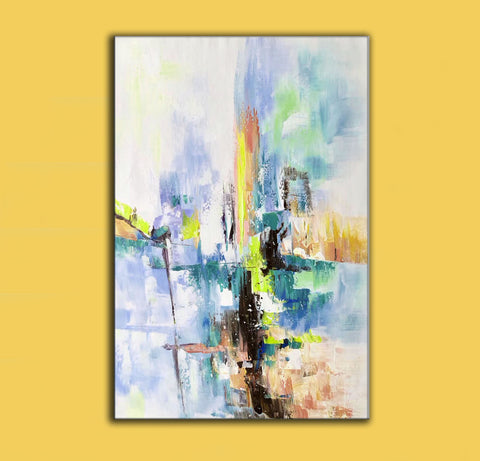 Oversize Painting | Original large F303-8