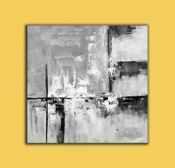 Abstract oil painting | Modern canvas art F309-5
