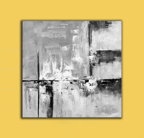 Image of Abstract style of painting, Amazing abstract art F270-2
