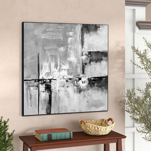 Abstract style of painting, Amazing abstract art F270-4
