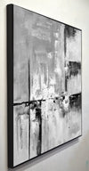 Abstract oil painting | Modern canvas art F309-8