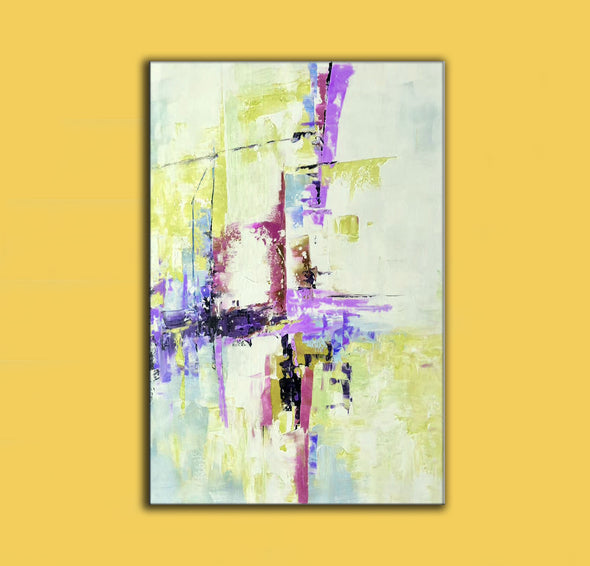 Modern abstract art | Large abstract painting F310-3