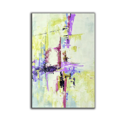 Modern abstract art | Large abstract painting F310-4