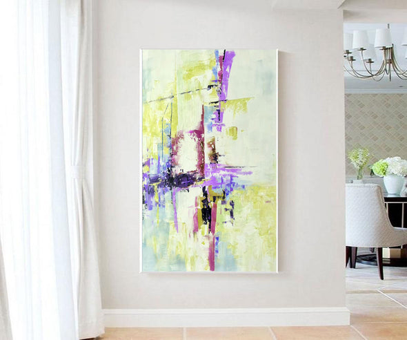 Modern abstract art | Large abstract painting F310-5