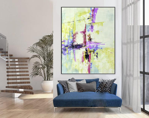 Modern abstract art | Large abstract painting F310-6