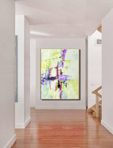 Modern abstract art | Large abstract painting F310-7