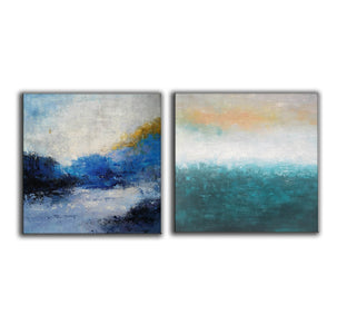 Abstract art  Modern art  Abstract painting F117-7