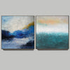 Abstract art  Modern art  Abstract painting F117-9