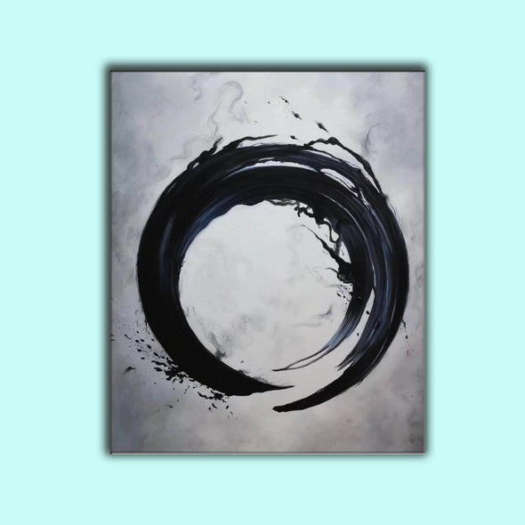 Abstract art paintings   Paint modern abstract art on canvas F192-5